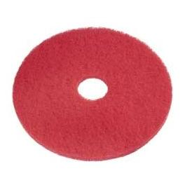 Americo Red Buff Floor Pad - 13""