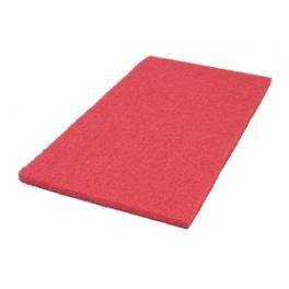 Rectangular Scrub Red Pads